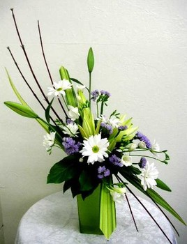 contemporary floral designs | passion flowers