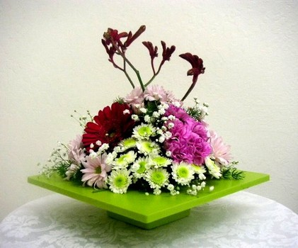 Contemporary Floral Designs