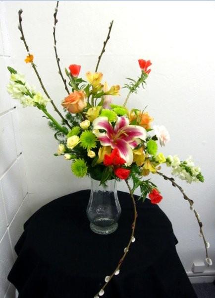 contemporary floral designs passion flowers rh passionflowers biz modern floral design modern line design flower arranging