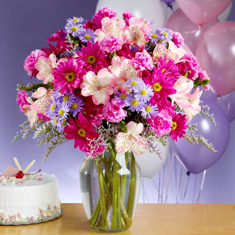 The Secret Language Of Birthday Flowers