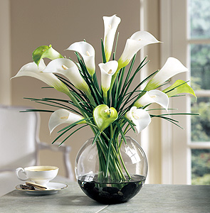 Line-Arrangement-of-Flowers