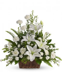 Why funeral flowers are so important passion flowers sympathy flowers solutioingenieria Gallery